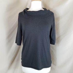 ❤ Jones Wear Cowl Neck Sweater